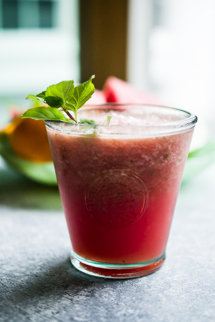 Cool Watermelon Juice Refreshers