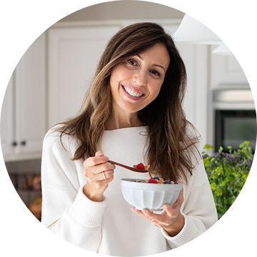 Donna-Castellano-Vegetarian-Food-Blogger