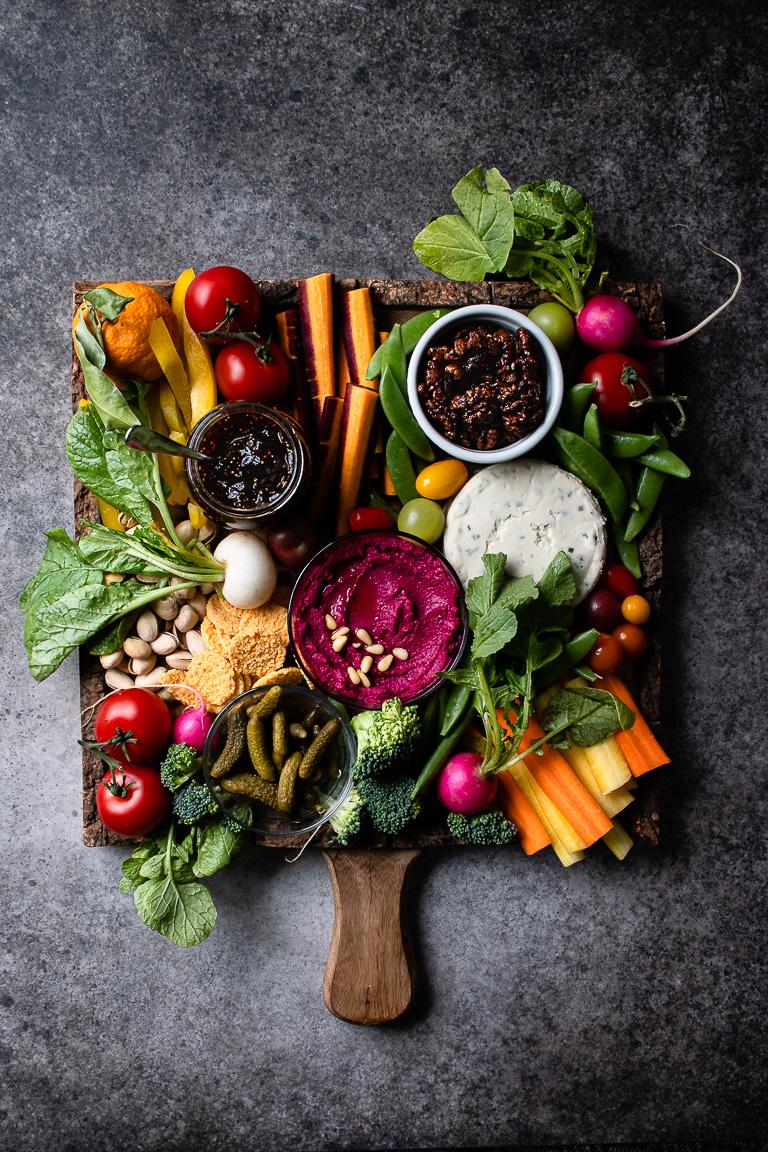 Vegan Charcuterie Board-715-2