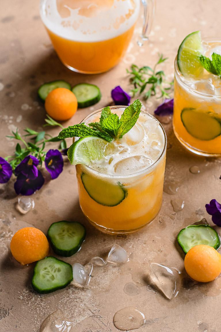 Cucumber Melon Agua Fresca-1668